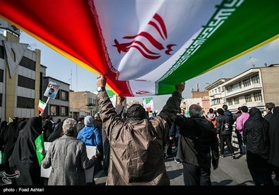 تصاویر منتخب راهپیمایی 22 بهمن