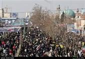 مسیرهای 12گانه راهپیمایی 22 بهمن اعلام شد