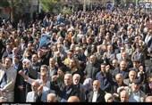 راهپیمایی عظیم 22 بهمن در بام ایران آغاز شد