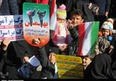 چهارمحال و بختیاری| 22 بهمن 57 نتیجه تبعیت آگاهانه یک ملت از رهبر کبیر انقلاب بود