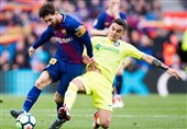 لالیگا| بارسلونا به نفع مادریدیها متوقف شد