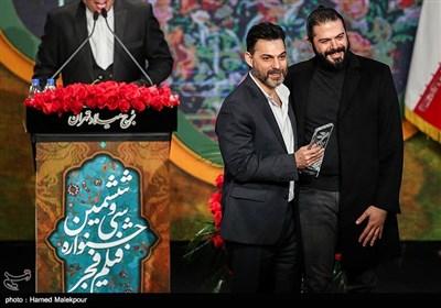 اهداء جایزه ویژه هیئت داوران به پیمان معادی برای فیلم بمب، یک عاشقانه