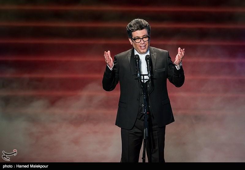 رضا رشیدپور مجری مراسم اختتامیه سیوششمین جشنواره فیلم فجر