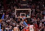 لیگ NBA| پیروزی نتس در ثانیه پایانی/ 42 امتیاز اِمبید برای برد سیکسرز