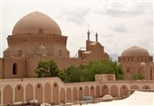 Yazd's Ziyaeeyeh School: A School Belongs to Eight Centuries Ago