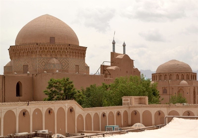Yazd's Ziyaeeyeh School: A School Belongs to Eight Centuries Ago