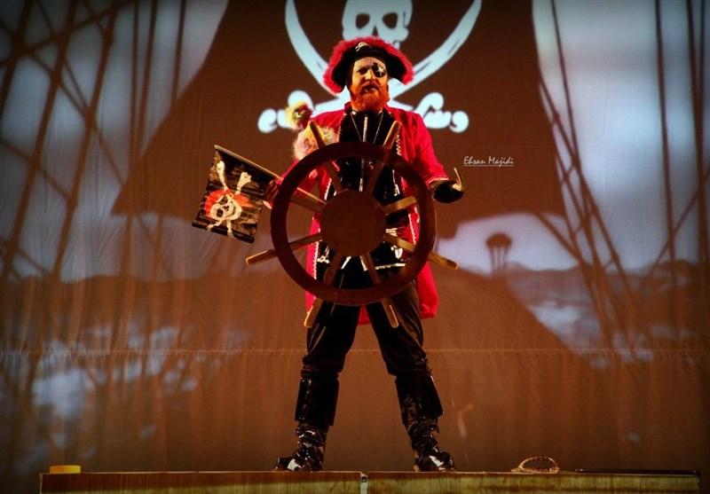 «پرنسس و دزد دریایی»، مواجهه کودک با ویدئو مپینگ تعاملی