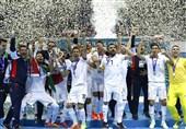 تیم فوتسال ایران همچنان در رده سوم جهان