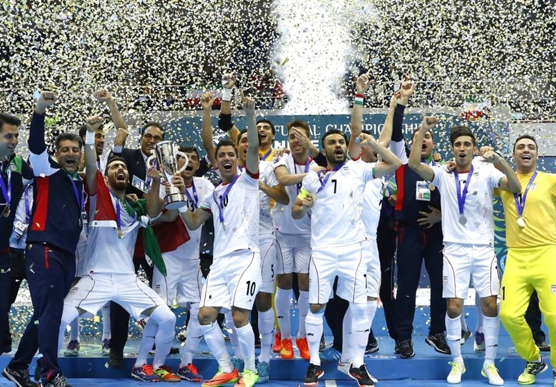 Iran Unchanged in World Futsal Ranking