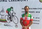 سهرابی: 200 ایمیل از ایران به اتحادیه جهانی دوچرخهسواری زدند/خبر دوپینگم بیشتر از مدالآوریهایم در تلویزیون زیرنویس شد