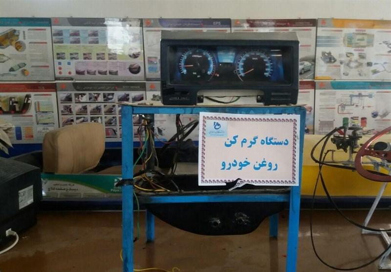 مدیر مرکز تحقیقات حفاری دانشگاه شهید چمران اهواز: توانایی تولید تمام قطعات حوزه حفاری را داریم