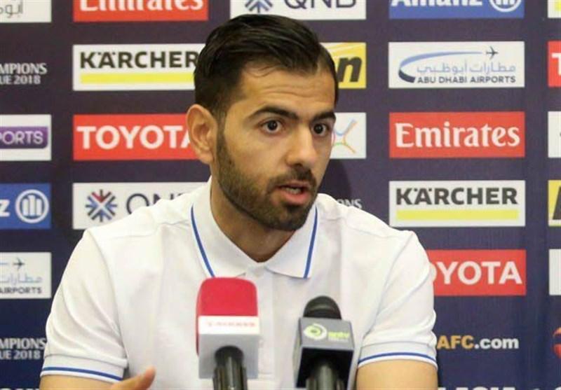 Esteghlal Captain Montazeri Misses Al Hilal Match