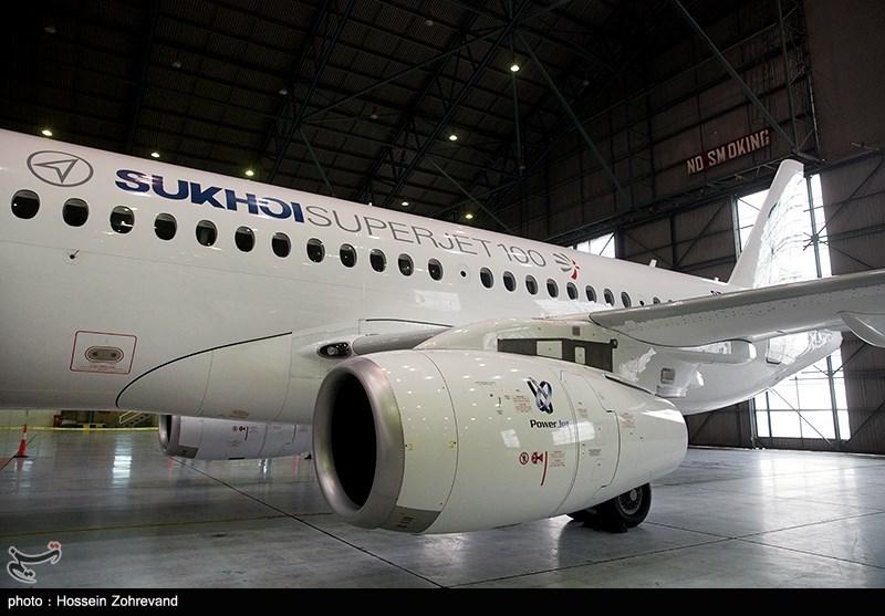 تفاهمنامه خرید 20 هواپیمای سوخو با روس ها امضا شد