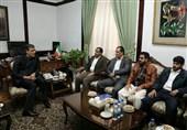 Yemen's Ansarullah Spokesman Meets Iran's FM Senior Adviser