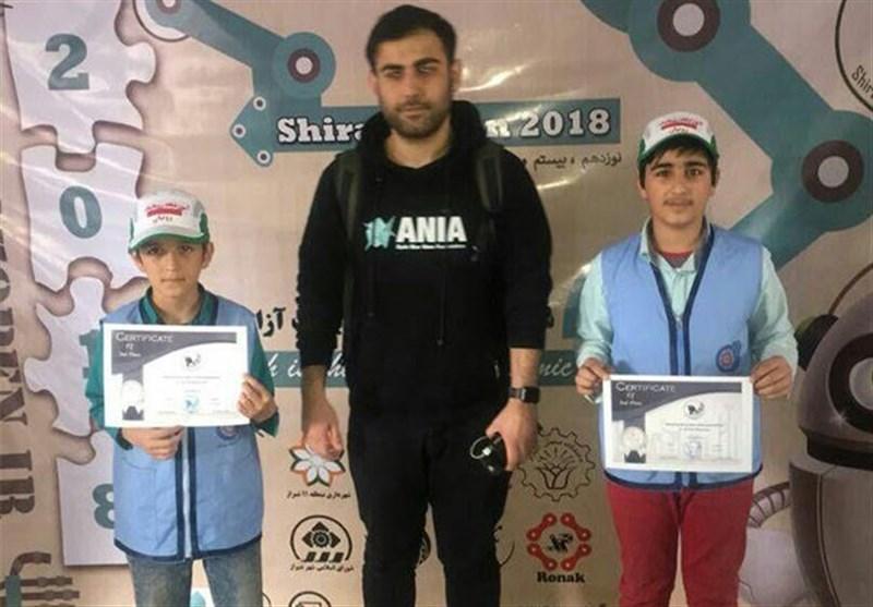 بوشهر|تیم روباتیک گناوه به مسابقات جهانی 2018 هلند راه یافت