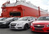 خودرو از لیست کالاهای عمده وارداتی حذف شد/واردات 190 میلیون دلار قطعه خودرو در فروردین