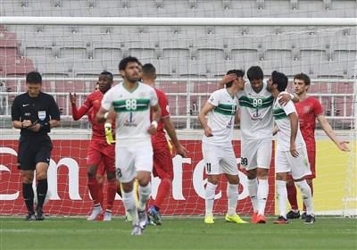 لیگ قهرمانان آسیا|نخستین 3 امتیاز آسیایی ذوب  آهن با شکست لوکوموتیو