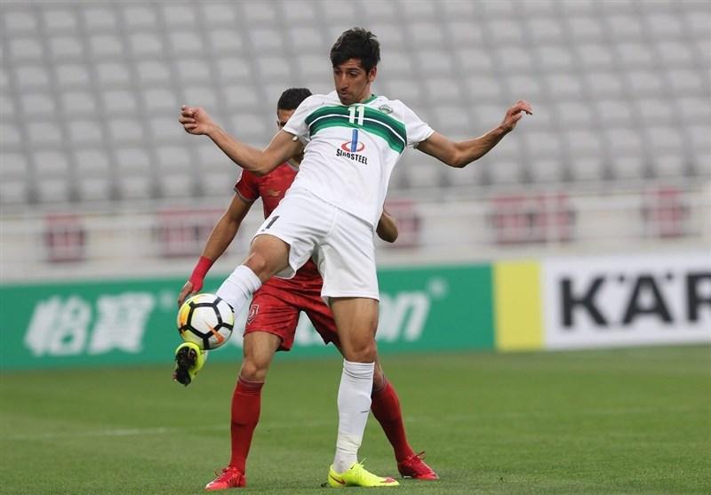 اصفهان| تبریزی: چند پیشنهاد داخلی و خارجی دارم، در پایان فصل تصمیم خوبی میگیرم