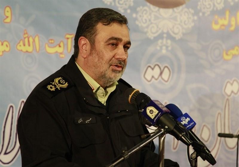 فعالیت رایگان مراکز درمانی پلیس در مناطق محروم طی هفته ناجا