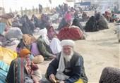 بحران بیش از 3 میلیون و 778 هزار آواره داخلی در افغانستان
