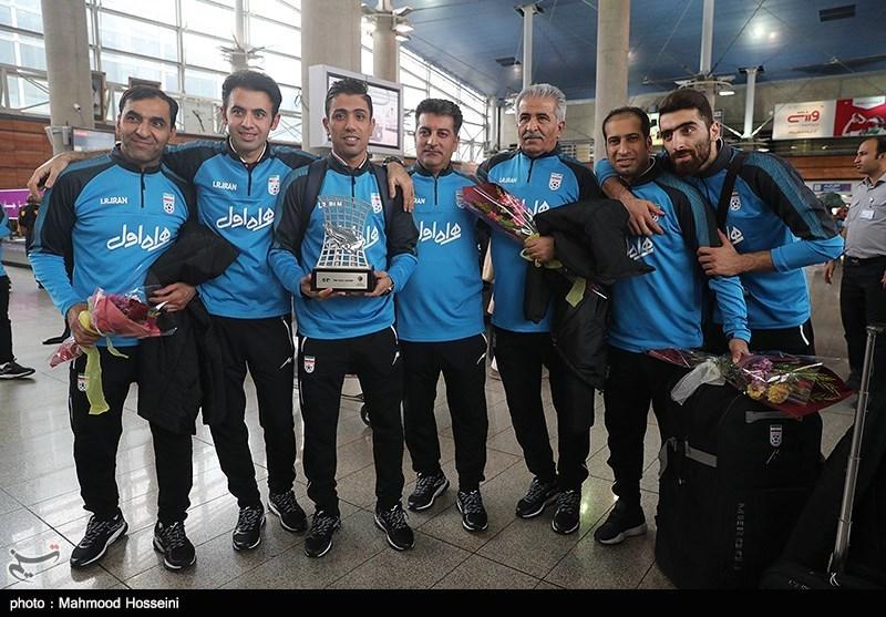Iran Futsal Sixth in World Rankings