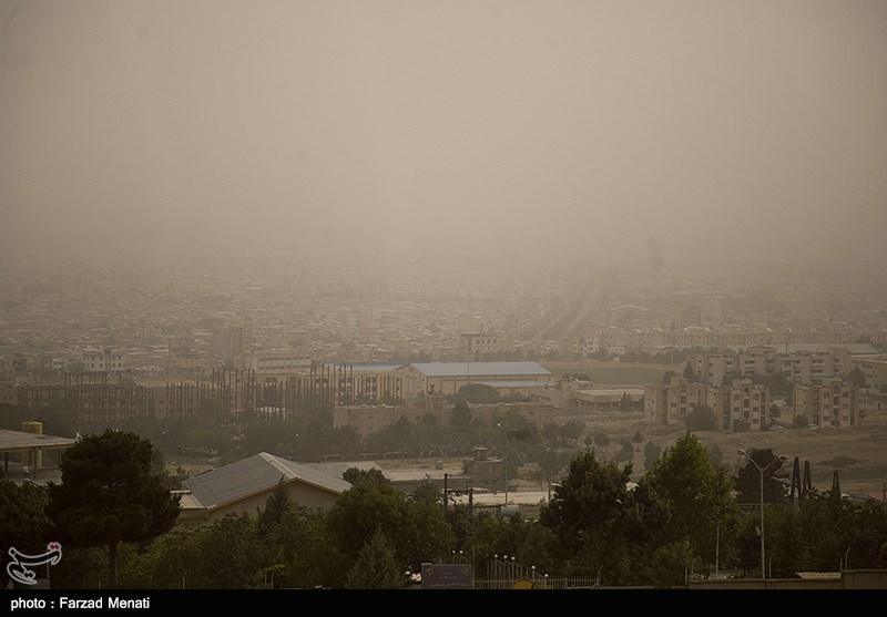زاهدان| آلودگی هوای زاهدان به 90 برابر حد مجاز رسید