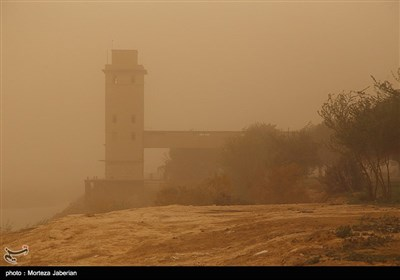 Iran's Khuzestan Buckling Under Dust Pollution