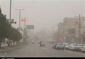لرستان| نفس پلدختر گرفت؛ آلودگی هوا 131 برابر حد مجاز + تصاویر