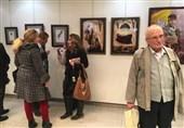 نمایشگاه «هنر معاصر ایران» در سوریه
