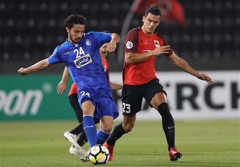 Iran's Esteghlal Held by Al Rayyan of Qatar in ACL
