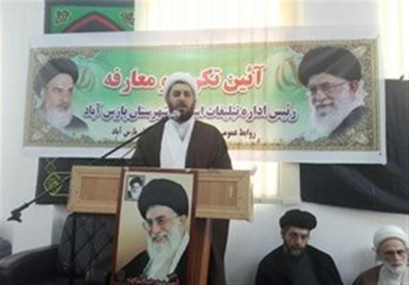 اردبیل| حمایت از مدافعان حرم مصداق بارز امر به معروف است
