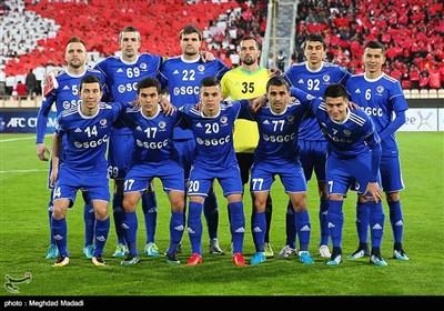 تیم فوتبال نسف قارشی ازبکستان