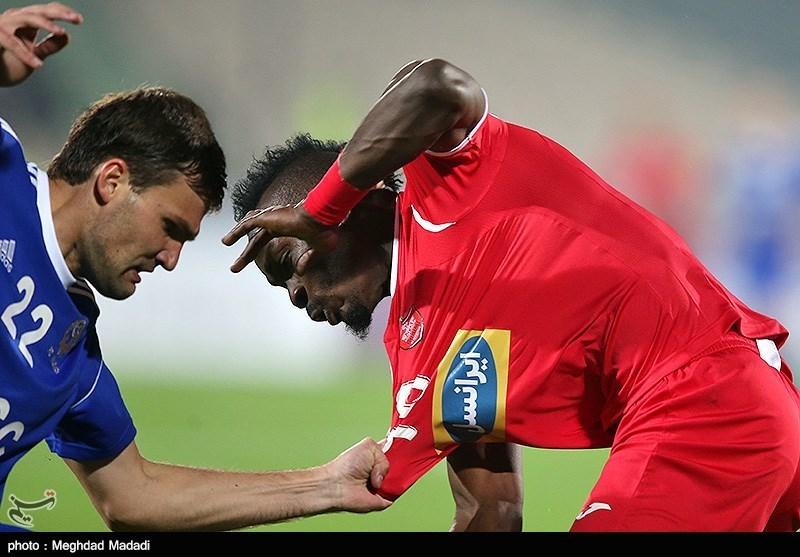ACL: Ali Al Samahiji to Referee Nasaf v Persepolis