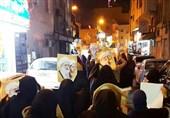 تظاهرات گسترده بحرینیها در آستانه سالروز انقلاب 14 فوریه + تصاویر