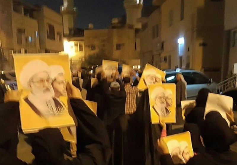 Protesters in Bahrain Mark 7th Anniversary of Popular Uprising