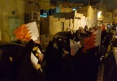 Bahraini Protesters Rally to Express Solidarity with Political Prisoners