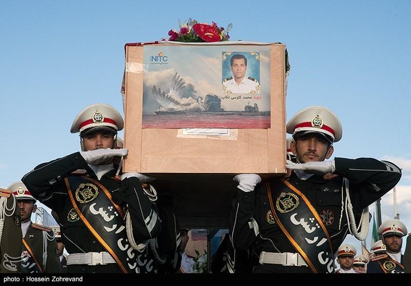 Bodies of Iranian Tanker Crew Repatriated