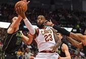 فینال کنفرانس شرق NBA  بازگشت کلیولند با درخشش جیمز