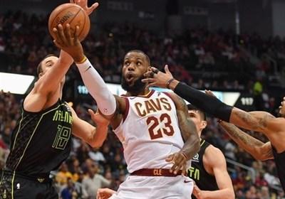 لیگ NBA|جدال جیمز و وستبروک به سود کلیولند تمام شد/ پیروزی راکتس در آستانه سال نوی چینی