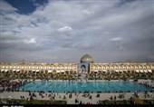 اصفهان| وضعیت هوایی حاکم بر استان اصفهان نسبتأ پایدار است