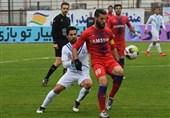 لیگ دسته اول فوتبال| تلاش نساجی و اکسین برای عقب نماندن از مدعیان و مصاف مرزبان با مسِ افول کرده