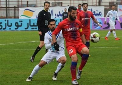 لیگ دسته اول فوتبال|مصاف شهرداریِ در اوج با نساجیِ افت کرده و کار سخت بادران و نفت