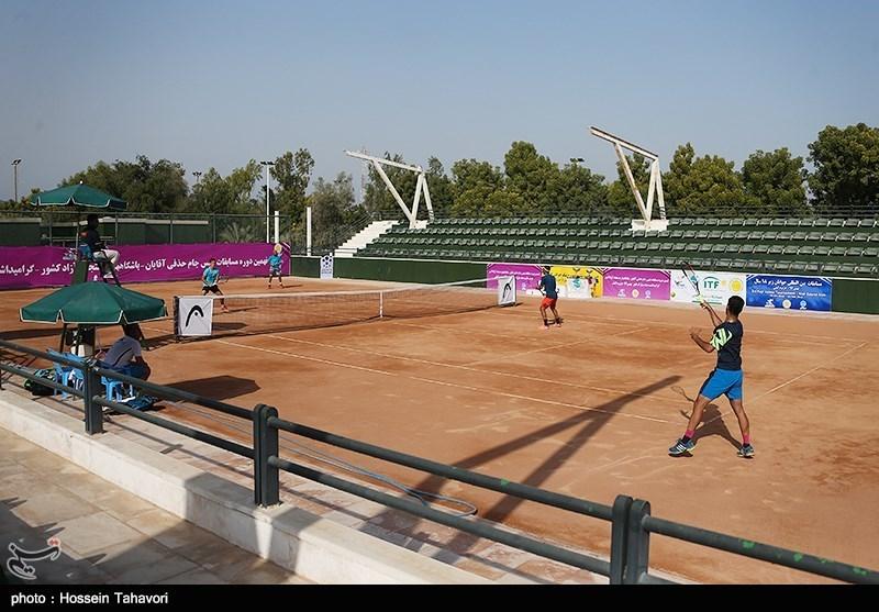 دومین شب از دهمین دوره مسابقات تنیس جام رمضان برگزار شد