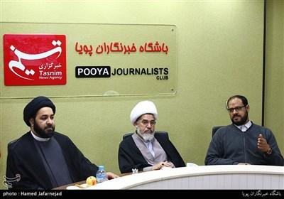 نشست بررسی انقلاب 14 فوریه بحرین با حضور فعالان بحرینی