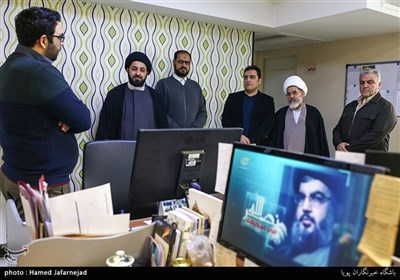 بازدید فعالان بحرینی از باشگاه خبرنگاران پویا