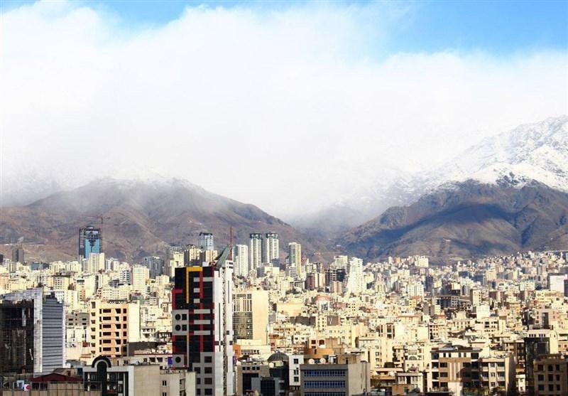 عکس|نمایی از هوای پاک امروز تهران