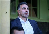 تغییر مکان مراسم معارفه محمود فکری به دلیل بارندگی