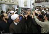 قم| برگزاری یادواره شهدای موسسه امام خمینی (ره) به روایت تصویر