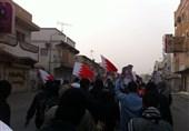 آل خلیفہ کے خلاف بحرینی عوام کے احتجاجی مظاہرے جاری