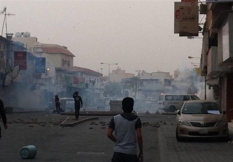 سرکوب اعتراضات بحرینیها در هفتمین سالروز انقلاب 14 فوریه + تصاویر
